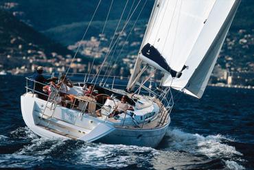 Sun Odyssey 45 Blue Water Sailing
