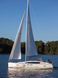 Blue Water Boats Jeanneau Sun Odyssey 41ds Blue Water Sailing